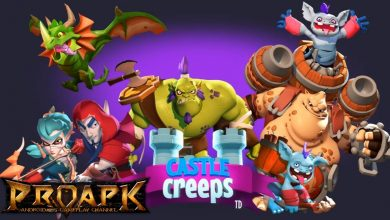 Photo of CASTLE CREEPS APK PARA HiLESi