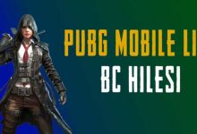 Photo of PUBG MOBiLE LiTE BC HiLESi MOOD APK ELMAS PARA HiLESi